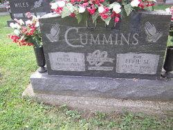 Cecil B Cummins