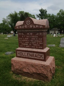 Willard P Hollenback