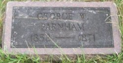 George W. Parnham