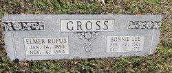 Elmer Rufus Gross