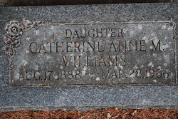 Catherine Ann <i>Mainwaring</i> Williams