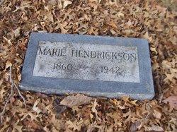 Marie <i>Fredrickson</i> Hendrickson