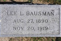 Lee Lincoln Bausman