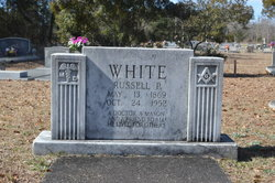 Dr Russell Pinkney White