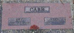 Else H Elsie Carr