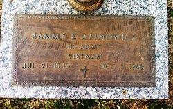 Sammy E Afinowicz