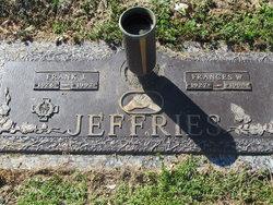 Frank James Jeffries, Sr