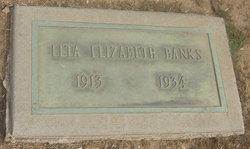 Elia Elizabeth Banks