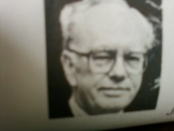 Dr John Joseph Jack McCue, Jr