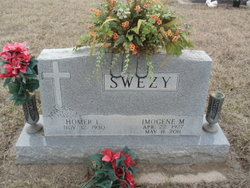Imogene Mae <i>Sanders</i> Swezy