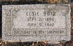 Elsie Botz