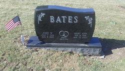 John W Bates