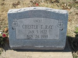 Chester Troy Ray