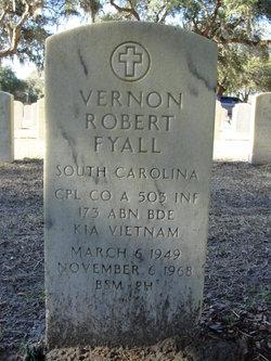 Corp Vernon Robert Fyall