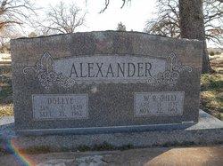 Dollye L <i>Boyd</i> Alexander