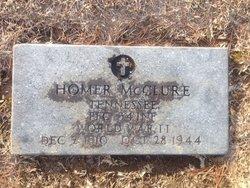 Homer McClure