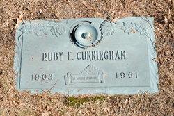 Ruby E. <i>Brassfield</i> Cunningham