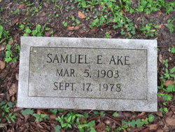 Samuel Ellis Sam Ake