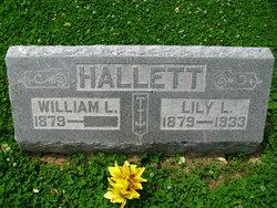 William Lattimer Hallett