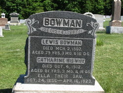 Catharine <i>Sheffer</i> Bowman