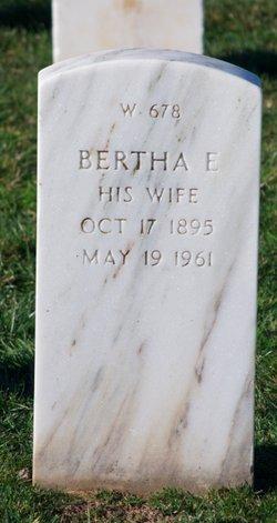 Bertha E Tiffany