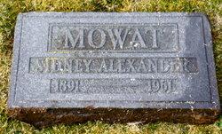 Sidney Alexander Mowat