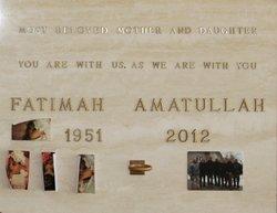 Fatimah <i>Gaylord</i> Amatullah