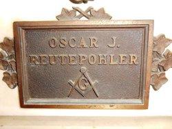 Oscar Reutepohler