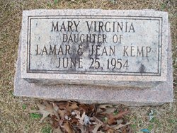 Mary Virginia Kemp