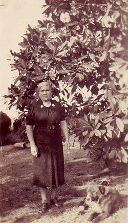 Martha Ella <i>Abernethy</i> Bridges