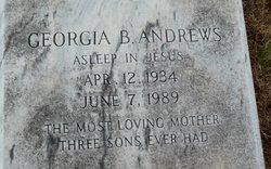 Georgia <i>Bell</i> Andrews