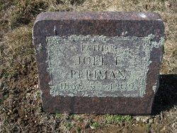 Joel Elisha Periman