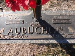 Jean <i>Holland</i> Aubuchon