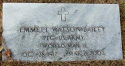 Emmett Watson Bailey