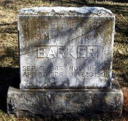 Andrew Jackson Barker