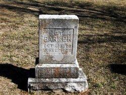 George Thomas Barker