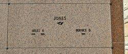 Miles Allen Jones