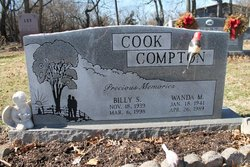 Wanda Faye <i>Moore</i> Compton