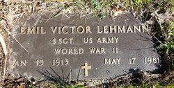 Emil Victor Lehmann