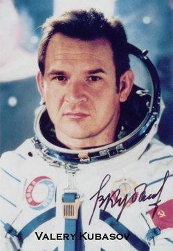 Valery Nikolaevich Kubasov
