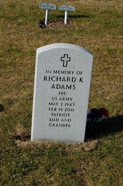 Richard K Adams