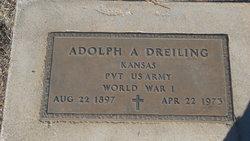 Adolph A Dreiling