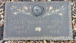 Kate Scearce Todd
