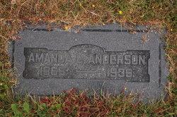 Amanda C Anderson