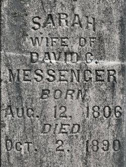 Sarah <i>Waller</i> Messenger