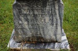 Fannie H. Clement