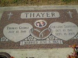 Corazon Cora <i>Serrano</i> Thayer