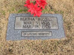 Bertha Mae <i>Mynatt</i> Bizzell