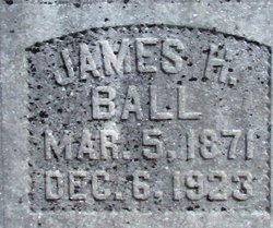 James Harris Ball