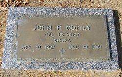 John Henry Coffey